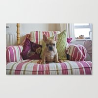 Lolly's Place Canvas Print