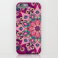 Mandala Bloom iPhone 6 Slim Case