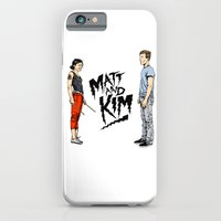 Matt and Kim iPhone 6 Slim Case