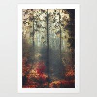 weight of light Art Print