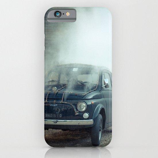 cloud car iPhone & iPod Case