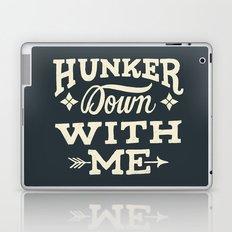 Hunker Down Laptop & iPad Skin
