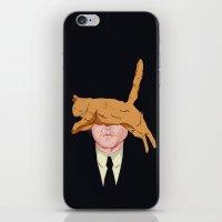 Cat Murray iPhone & iPod Skin