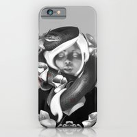 iPhone & iPod Case featuring Constricted  by Artist RX