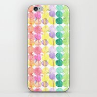 Drippy Blobs iPhone & iPod Skin
