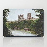 Durham view iPad Case