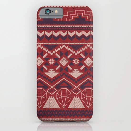 CRYSTAL AZTEC   iPhone & iPod Case