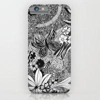 Jungle Of Mind iPhone 6 Slim Case