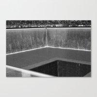 WTC Memorial 1/2/World trade Center Canvas Print