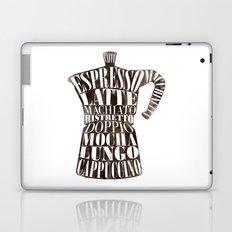 Moka Laptop & iPad Skin