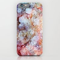 iPhone & iPod Case featuring Painted Crystal by Kevin & Laura & Art