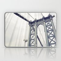 The Manthattan Bridge Laptop & iPad Skin