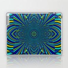 Evening Star Mandala Laptop & iPad Skin