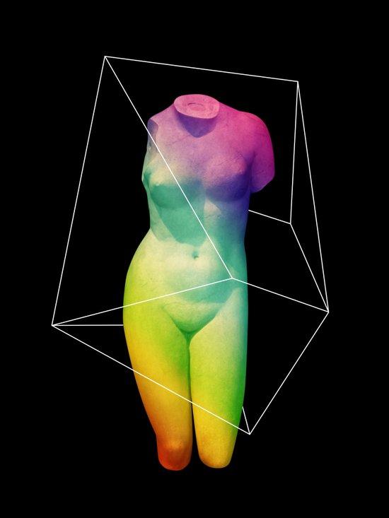 Paradame Shift x Prisma Art Print