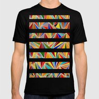 disorder  Mens Fitted Tee Black SMALL