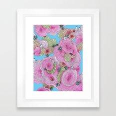 Reef #3.5.1 Framed Art Print
