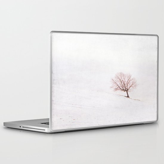 Lone Tree {Textured}  Laptop & iPad Skin