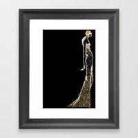 NAT Framed Art Print