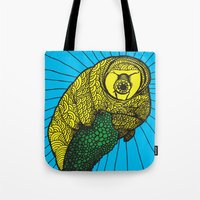 Tardigrade Tote Bag