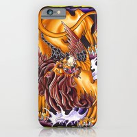 iPhone & iPod Case featuring griffin by sharktankillustrations