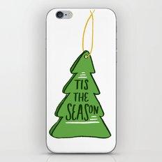 Tis the Season iPhone & iPod Skin