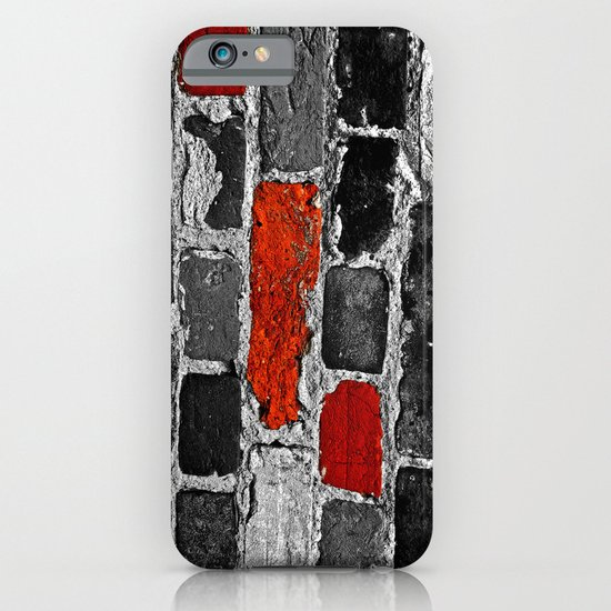 OTHER BRICKS IN THE WALL iPhone & iPod Case