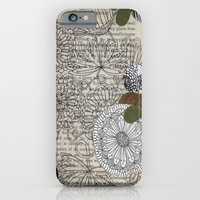 Ecology Of Flowers iPhone 6 Slim Case