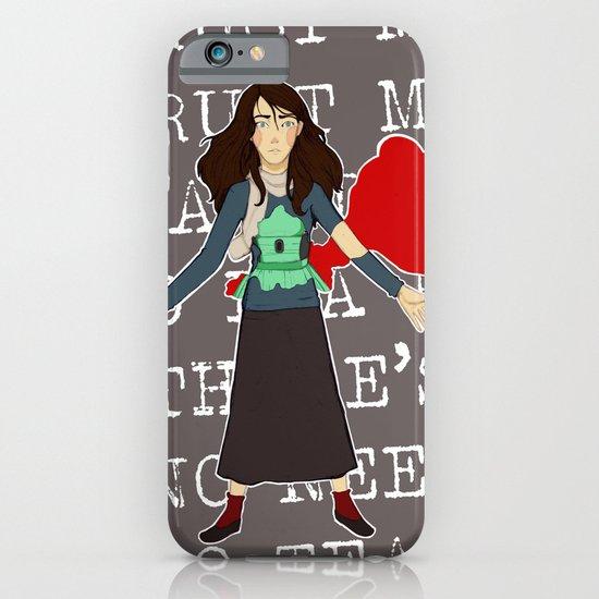 The Unmaking of Tamara iPhone & iPod Case