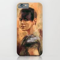 iPhone & iPod Case featuring Furiosa by nlmda