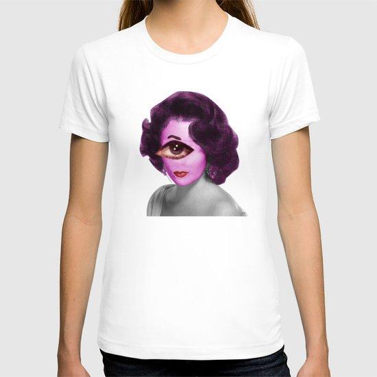 LizT Mix Collage 1 T-shirt