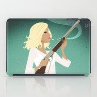 Betty's BB Gun iPad Case