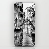 Venice canal iPhone & iPod Skin