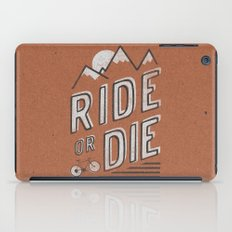 Ride or Die iPad Case