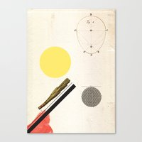 Ratios. Canvas Print