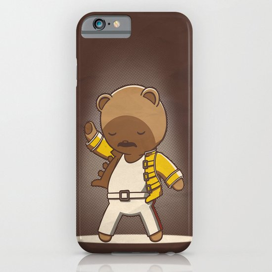 Teddy Mercury iPhone & iPod Case