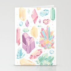 Minerals Stationery Cards