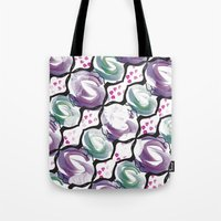Hanger pattern Tote Bag