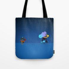 Thread Troll Tote Bag