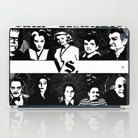 MUNSTERS/ADDAMS iPad Case