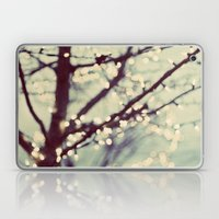 tree of lights Laptop & iPad Skin