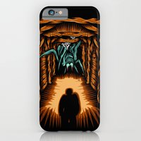 iPhone & iPod Case featuring Its All Done For You by dominantdinosaur