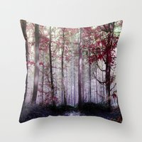 The Wonder Throw Pillow