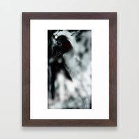 Dead Light Framed Art Print