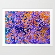 Dragon Root Art Print