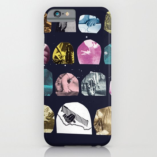 VARIOUS HANDS iPhone & iPod Case