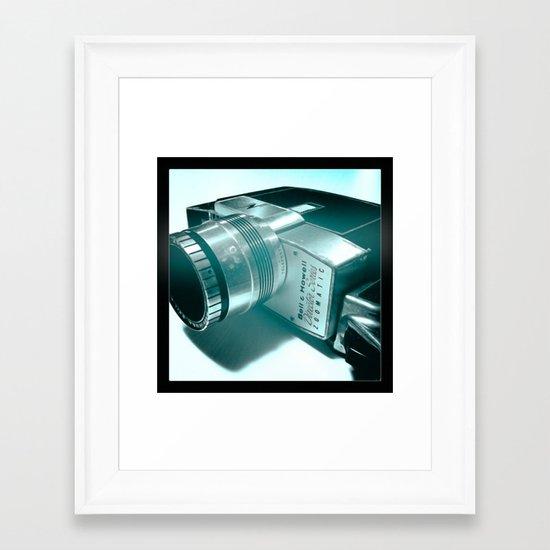 Bell & Howell Framed Art Print