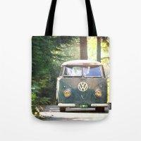 Peace Love Nature Tote Bag