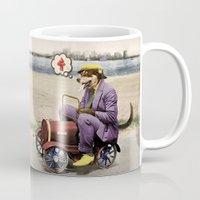 Barkin' Down the Highway! Mug
