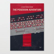 No679 My The Poseidon Adventure minimal movie poster Canvas Print