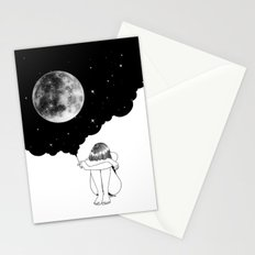 3 Minute Galaxy Stationery Cards